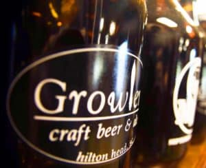 what is a beer growler